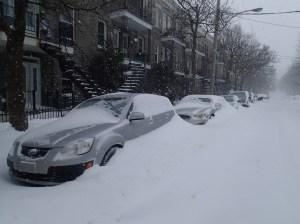 Bon, on a la voiture, mais... on fait comment pour rentrer dedans?!?