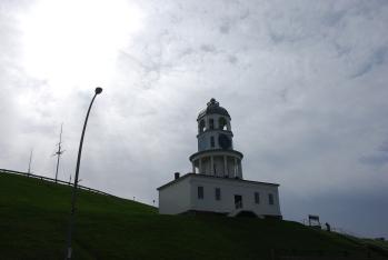 L'horloge de la vieille ville, qui donne l'heure depuis 200 ans!