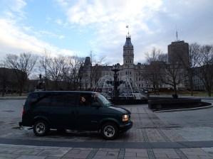 ... et hôtel du Parlement!